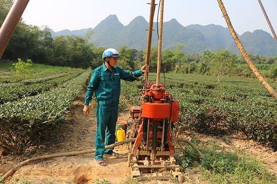 Công ty khoan giếng nước ở tại tphcm