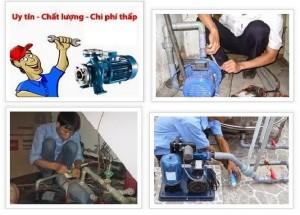 Sửa chữa máy bơm nước tại quận 9