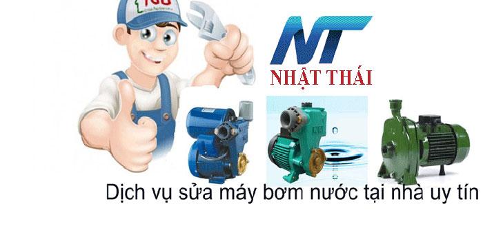 Sửa máy bơm nước tại quận gò vấp uy tín