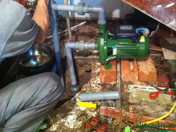 Thợ sửa giếng khoan tại quận 1