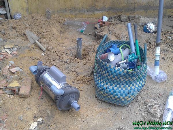 Thợ sửa giếng khoan tại quận gò vấp