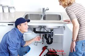 Thợ sửa ống nước tại quận 2 HCM