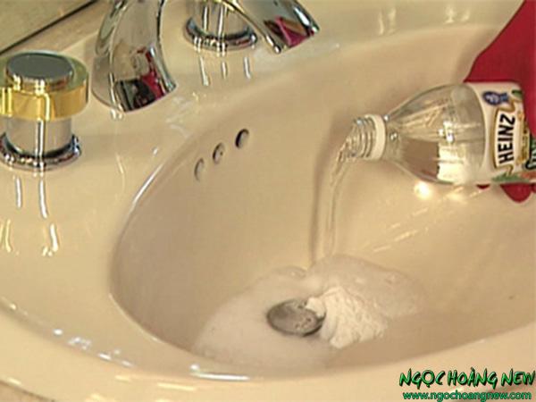 Thông tắc chậu rửa chén bát tại gò vấp