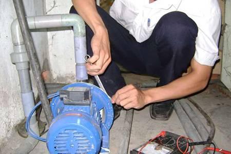 Cách sửa máy bơm nước nhanh nhất