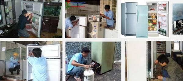 Báo giá sửa chữa tủ lạnh tại nhà giá rẻ